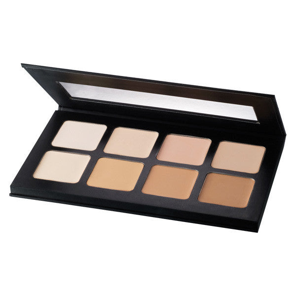 MediaPro Select Fair HD Foundation Palette 8p