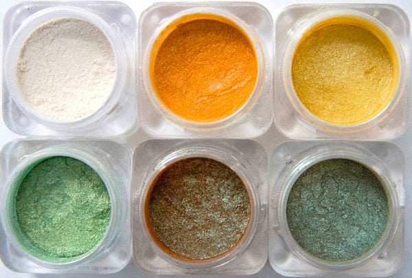 Harvest Moon Pigments