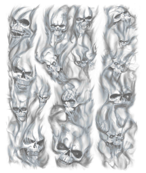 HookUp Tattoo Filler Skulls & Smoke 2