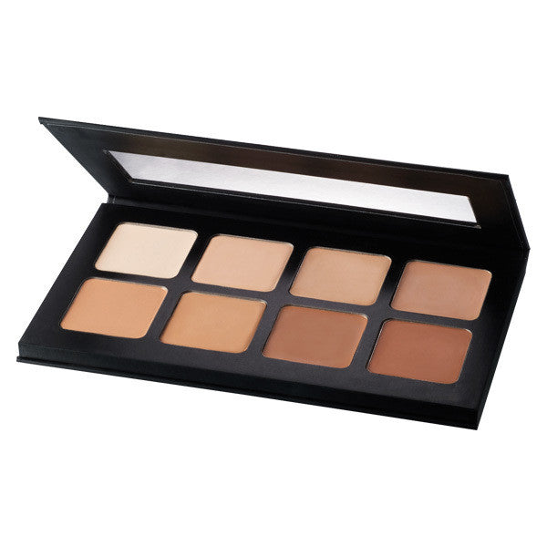 StarLuxe Foundation Palette 8p