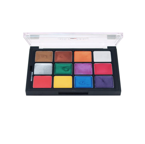 Studio Colour Lumiere Creme Palette 12p