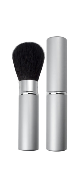 BC150 Silk Retractable Powder Brush