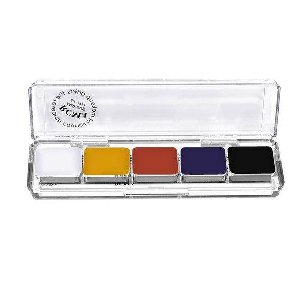 5 Part Series Foundation Adjuster Palette