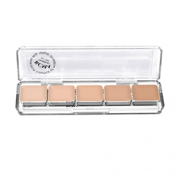5 Part Series Foundation KA Palette