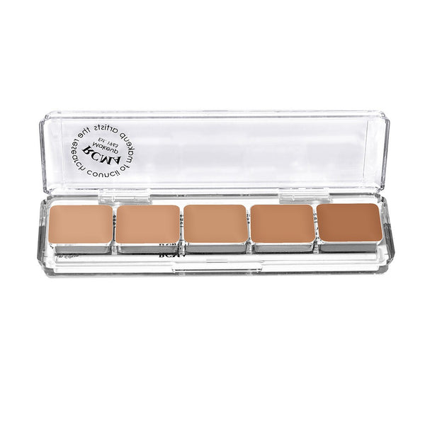 5 Part Series Foundation KO Palette
