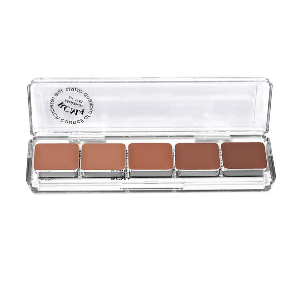 5 Part Series Foundation KT Palette