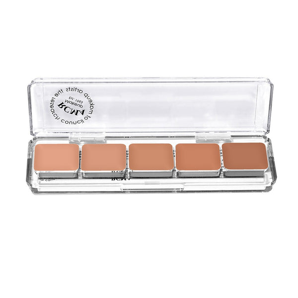5 Part Series Foundation OLIVE Palette