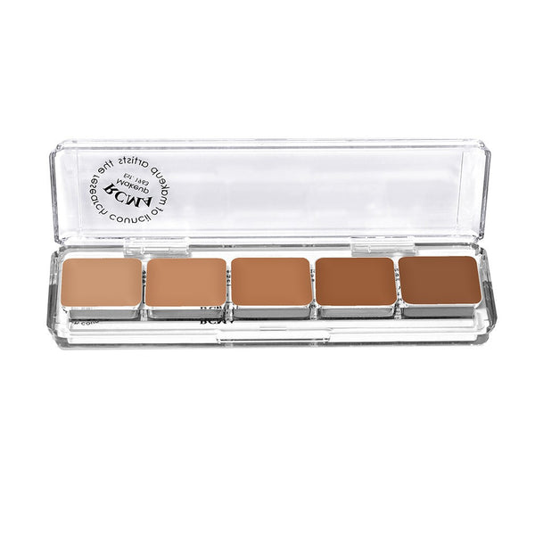 5 Part Series Foundation SHINTO Palette