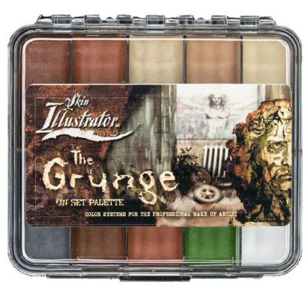 On-Set Grunge Palette