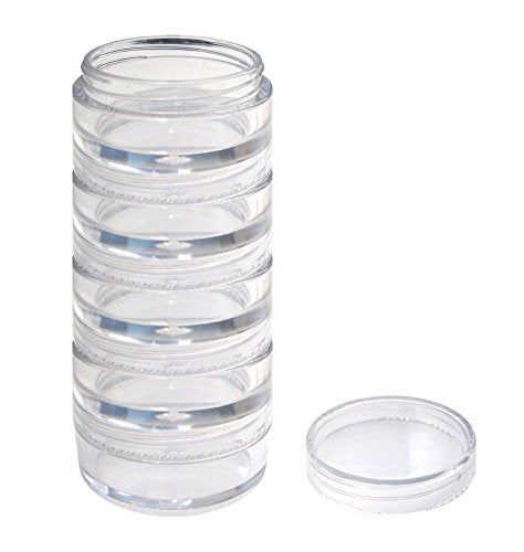 Stackable Jars 5p