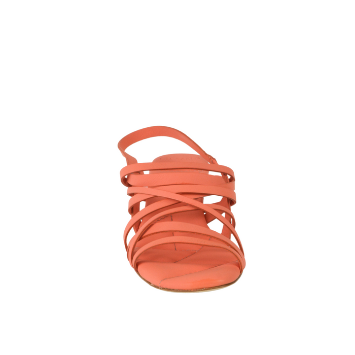 Strappy Low Heel - SONORA