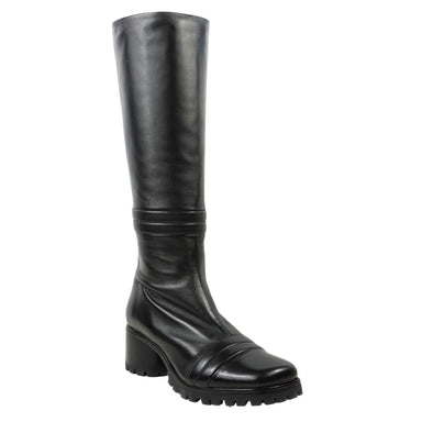 Knee High Moto Boots