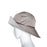 Cotton Hat with Quilted Brim by Gi N Gi