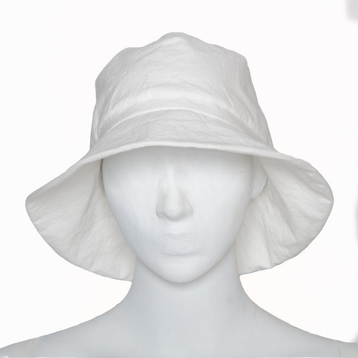 Cotton Travel Bucket Hat By CHISAKI 'KHO'