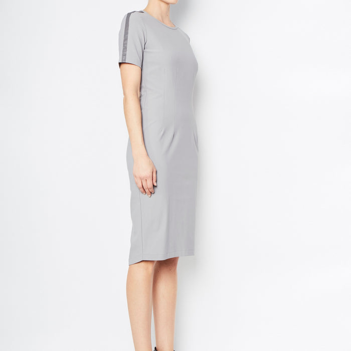 Raphael Tech Stretch Sheath Dress