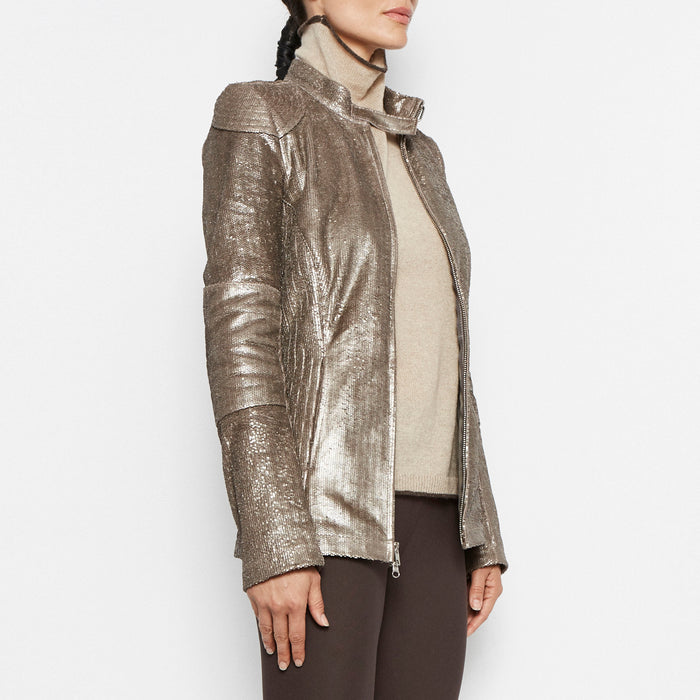 Robby Leather Moto Jacket-Jacket-Elaine Kim-Elaine Kim Studio-travel wardrobe-office casual-independent designer