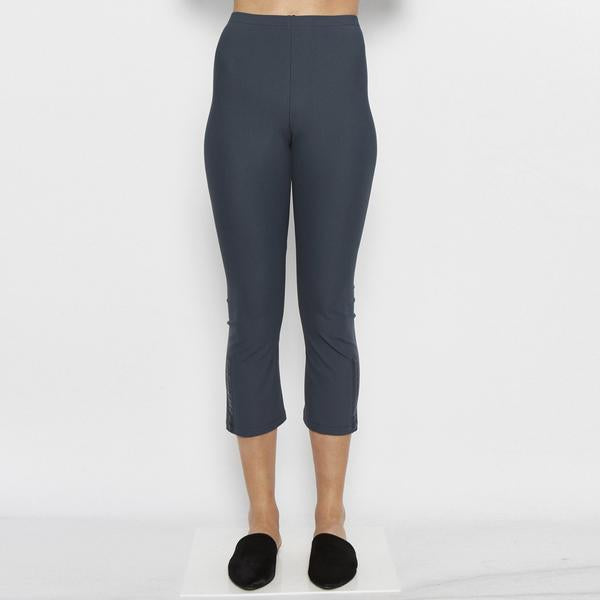 Mita Cropped Flare Leggings