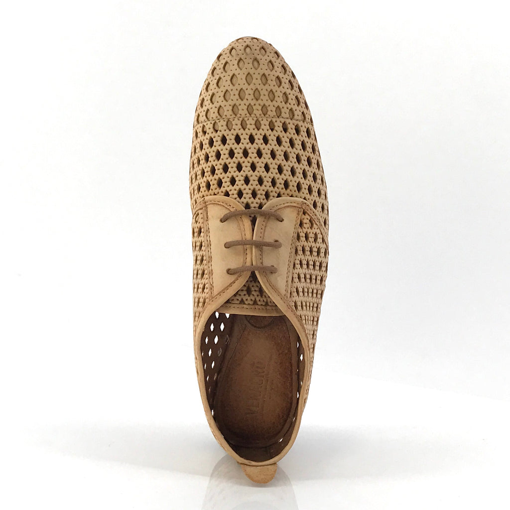 "Perforated Oxford ""Romeo"" by Veracruz"