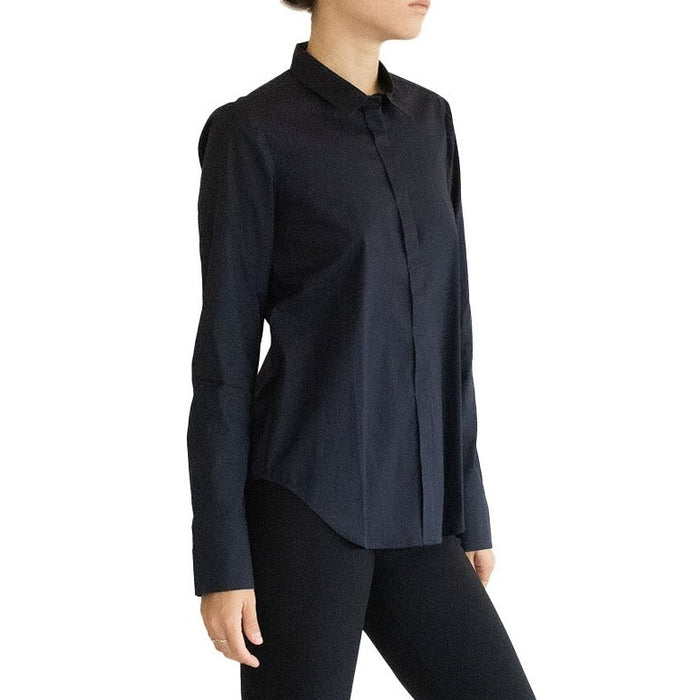 Stretch Cotton Shirt - NEVAN