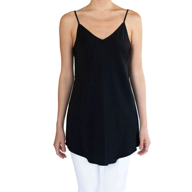 Silk Long Camisole - RAISSA