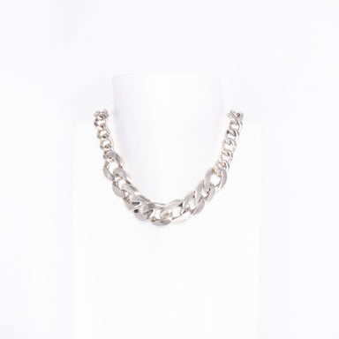 Thick Chain Necklace - silver / o/s