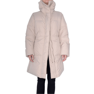 Trapeze Down Puffer Coat - SYLVIA