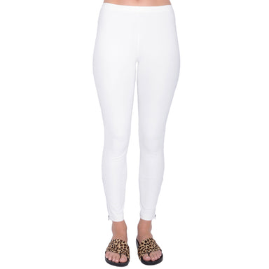Tech Stretch Legging with Side Zip Ita