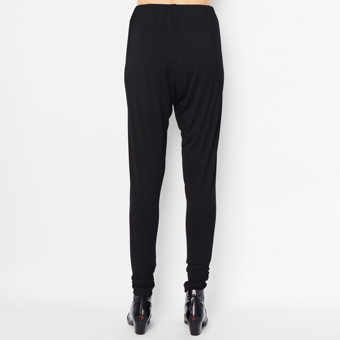 Raoul Rayon Jersey Easy Pant-Pant-Elaine Kim-Elaine Kim Studio-travel wardrobe-office casual-independent designer
