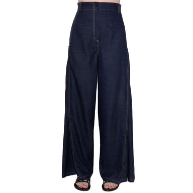 Eco-Denim Convertible Pant - SAHAR