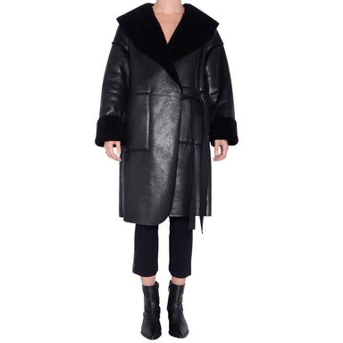 Collection Privée Shearling Jacket - 8039