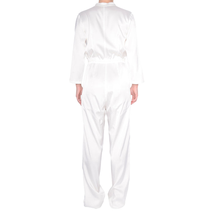 Cupro Jumpsuit - SUMMIT