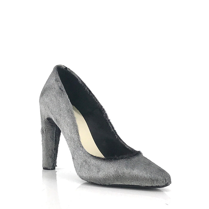 Del Carlo Calf Hair High Heel Pump - 10641-Shoes-Del Carlo-Elaine Kim Studio-travel wardrobe-office casual-independent designer