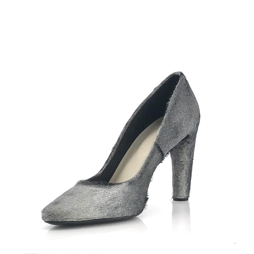 Del Carlo Calf Hair High Heel Pump - 10641-Shoes-Del Carlo-Elaine Kim Studio