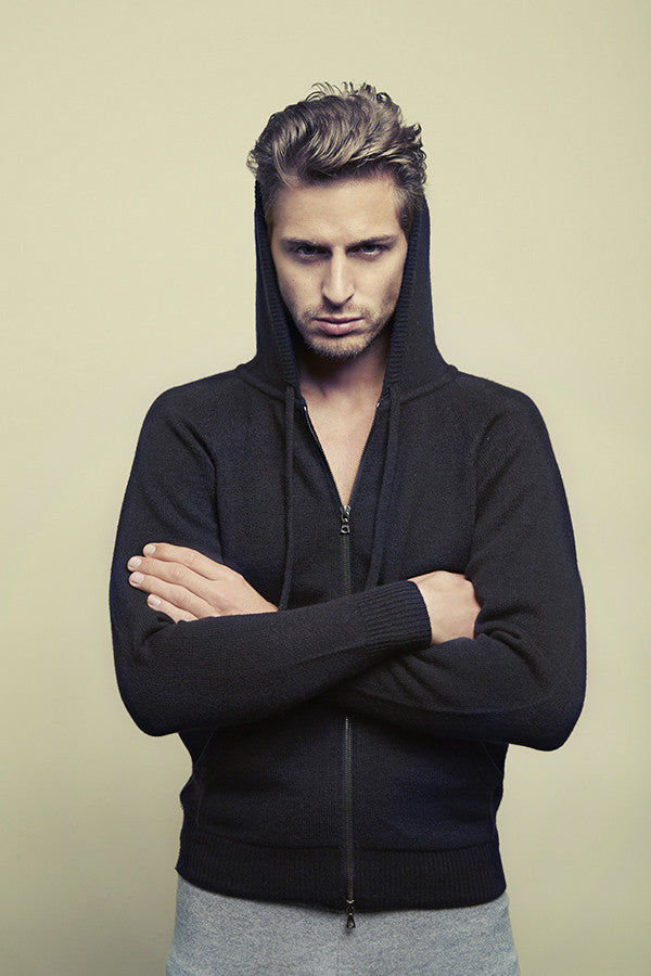 Jose Cashmere Hoodie and Chill Pants for men