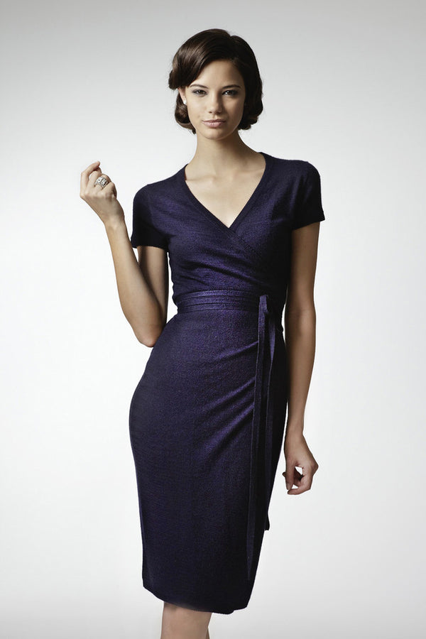 Tanja wrap dress