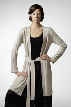 Paris coat in silk-cashmere