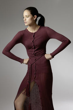 Callas Cashmere Dress long or short