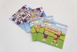 RESOURCES STICKER ALBUM