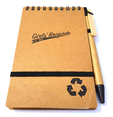 ECO NOTEBOOK & PEN - GB EST 1893