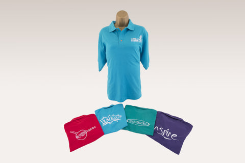 N:GAGE TURQUOISE POLO SHIRTS (V2015)