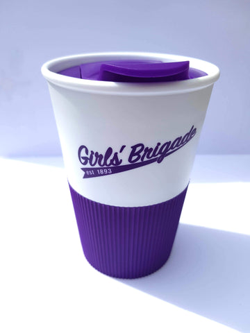 REUSABLE GRIPPY DRINK MUG - GB EST 1893