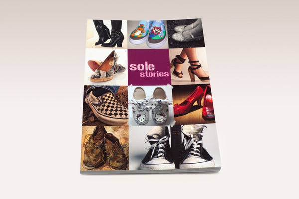 SOLE STORIES BOOK