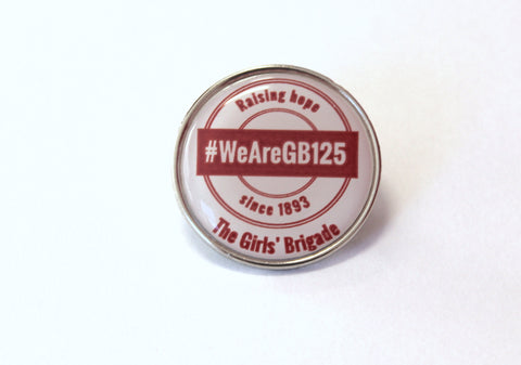 BADGE - #WeAreGB125
