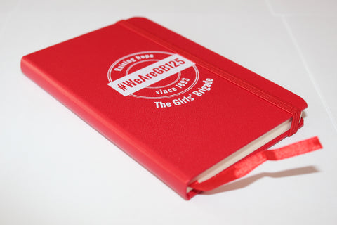 #WeAreGB125 - SNAPPY NOTEBOOK