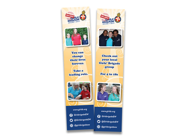 BOOKMARKS - RECRUITMENT (PACK OF 10)