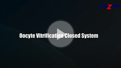 Kitazato Cryotop®SC Oocyte Vitrification+Thawing - Closed System