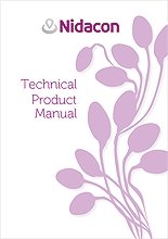 Nidacon Technical Product Manual