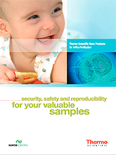 Thermoc Scentific Nunc Products for InVitro Fertilization