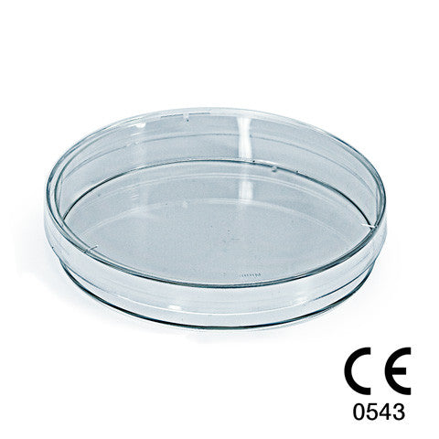 NUNC 90mm petri dish, CE/MEA tested dish, Case 150