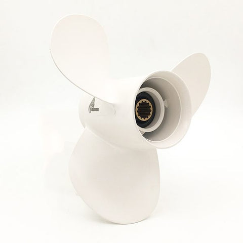 "11 3/4"" x 10""-G PolaStorm Aluminium Propeller to suit Yamaha FT25-60hp with 13 tooth spline & 3 1/2"" Gearcase"